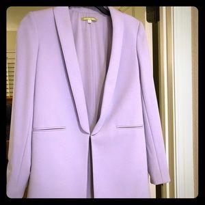 Gianni Bini Lavender blazer jacket